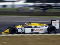 Williams FW11 F1 Nigel Mansell 1986-87